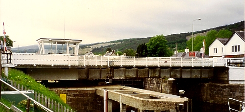 Fort Augustus Swing Bridge