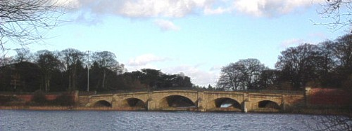 Nostell Bridge